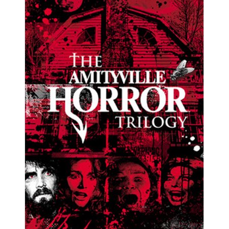 Amityville  Collection Blu Ray is A-OK